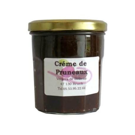 Crème de pruneaux mi-cuit